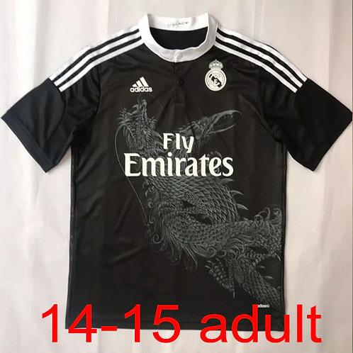 Real Madrid 2014/15 third Jersey