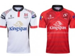 Ulster Rugby Jersey