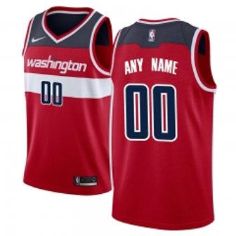 Washington Wizards heatpressed Icon jersey