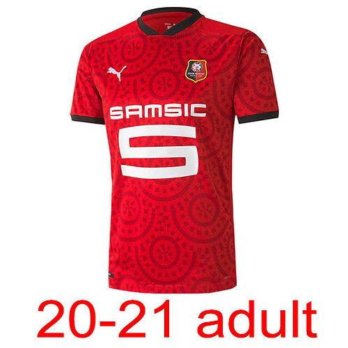 Stade Rennais 2020/21 jersey