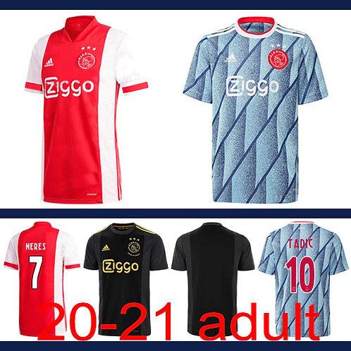 Ajax 2020/21 jersey