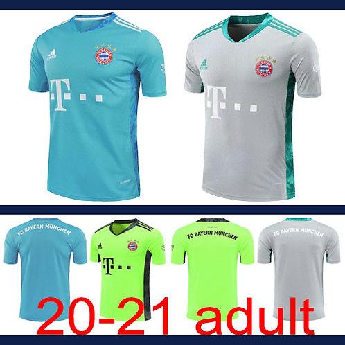 Bayern Munich 2020/21 Goalkeeper Jersey