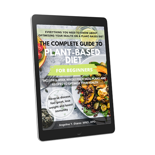 The Complete Guide To Plant-Based Diet For Beginners