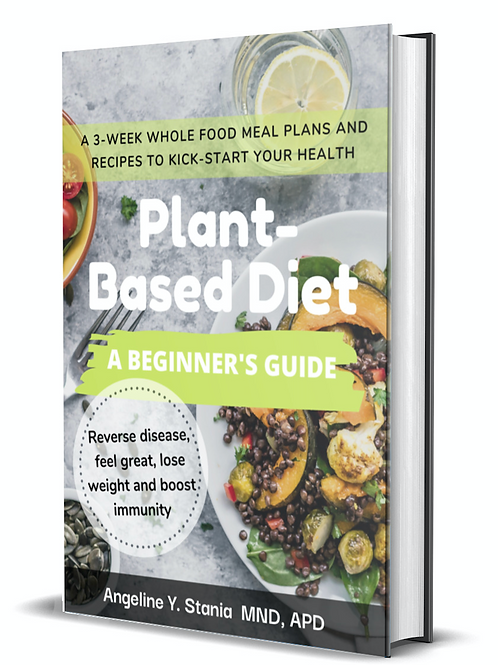 Plant-Based Diet - A Beginner's Guide