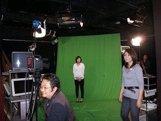 TV CM衣装協力