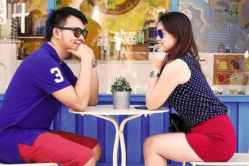 Review Couple Dietitian Consultation