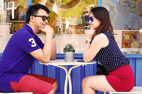 Initial Couple Dietitian Consultation