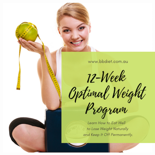 12-Week Optimal Weight Program