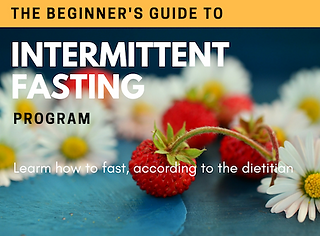 Intermittent fasting beginner's guide BB