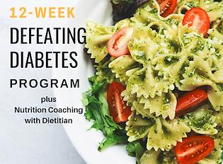 Defeating diabetes program BBDiet dietit