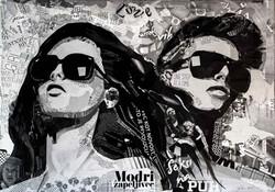 Collage - Kolaž