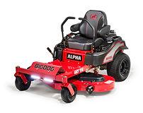 Big Dog Mower - Alpha