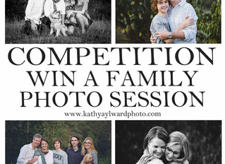 COMPETITION - Win a Family Photo Session valued at $750