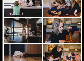 """""""Day in the Life"""" October Special - Brisbane Family Photographer"""