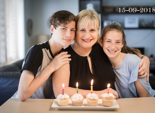 Birthday Photo Traditions - Brisbane Family Photographer