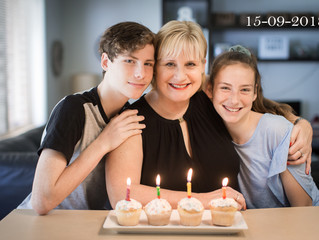 Birthday Photo Traditions - Brisbane Family Photographer