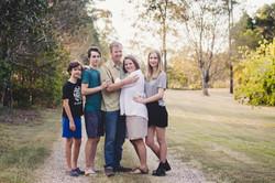 Rushin Family
