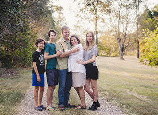 Family Photo Session - Brisbane Family Photographer