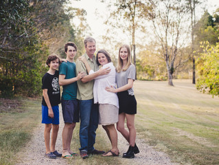 Family Photo Session - Brisbane Family Photographer