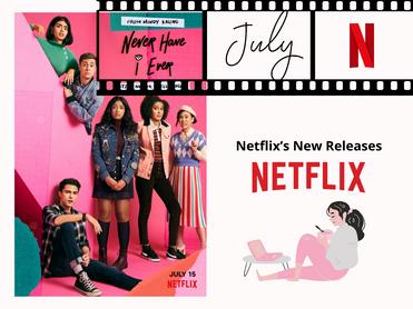 Подборка #8 | Netflix новинки июля 2021