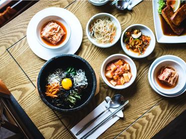 Рецепты корейской кухни: 구절판