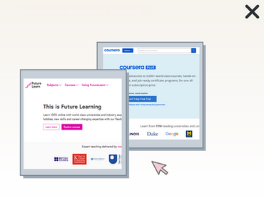 Образовательные онлайн платформы.