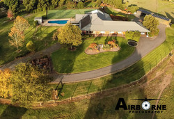 Airborne aerial photography