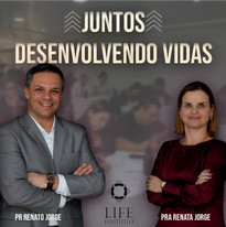 Desenvolvendo vidas - Renata e Renato