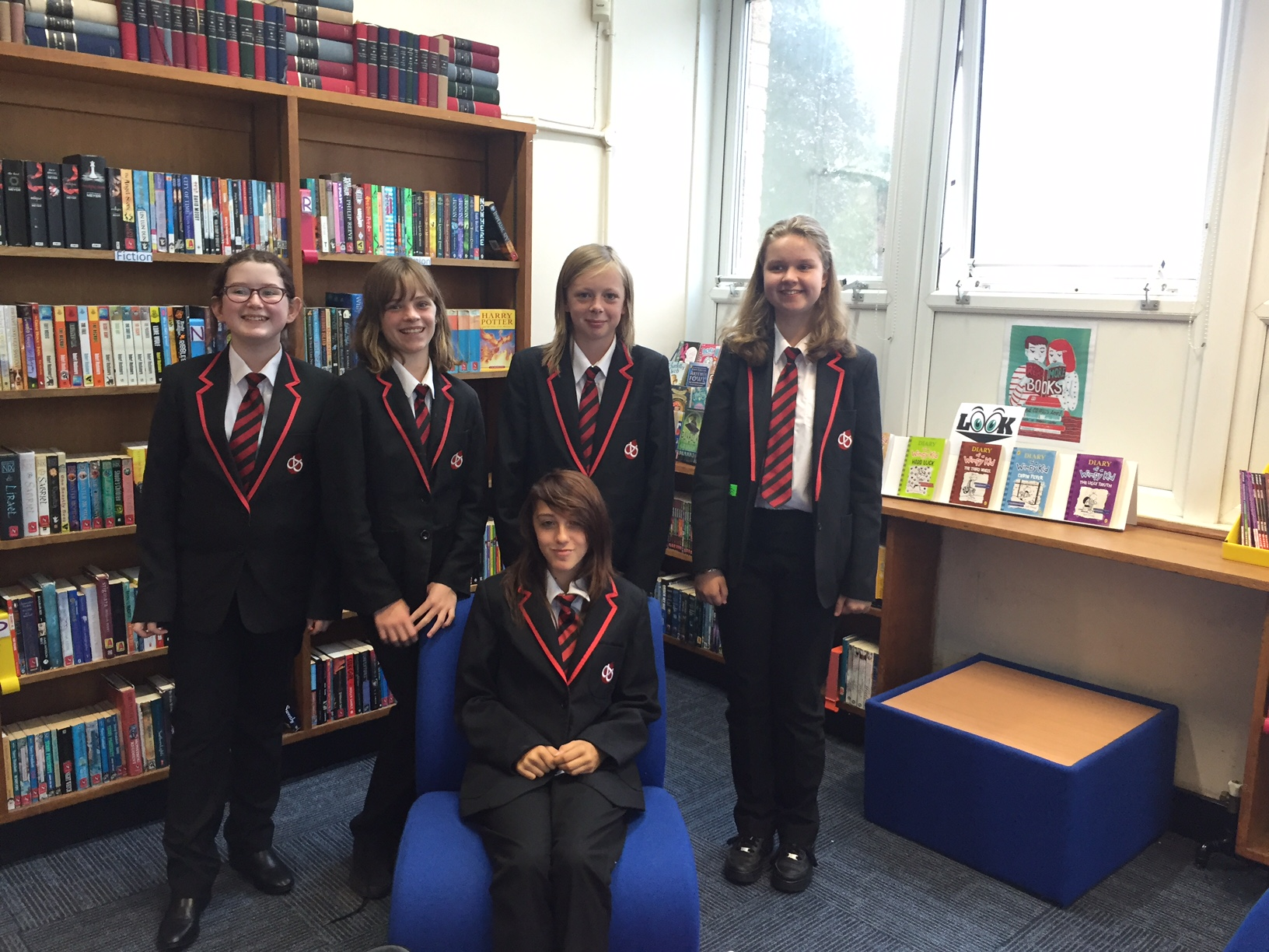 Student Librarian Team