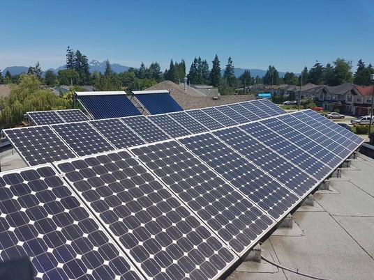 5KW Solar PV System, Maple Ridge, BC