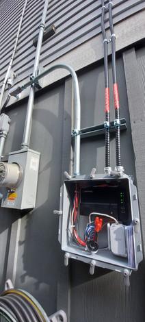 Enphase Envoy monitoring device, Richmon