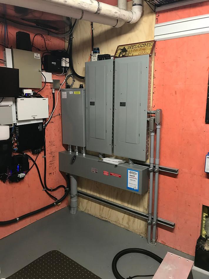 Tesla Powerwall Backup Gateway- whole-ho