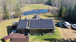16.25KW Canadian Solar PV Array system, Canadian Solar, Slave Lake, Alberta,AB