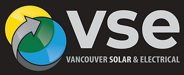 Vancouver Solar & Electrical (V.S.E), Logo, Dark.png