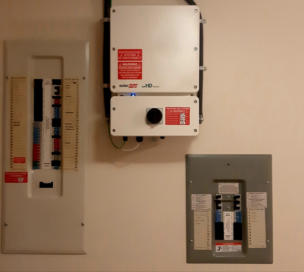 14.405KW in Sooke, Vancouver Island, BC-