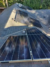 16.75KW Solar PV system- 50x Canadian So