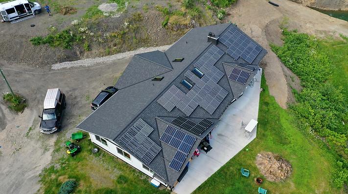 16.55KW Solar Panel & 3x Tesla Powerwall