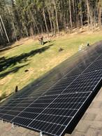 12x Canadian Solar 320W CS3K PV modules,