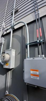 enphase envoy monitoring system, electri