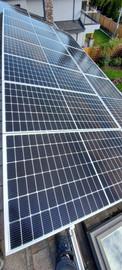 Hanwha Q-cells Solar Panels, Enphase Mic