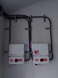 Solaredge SE-7600 EV Charger solar inver