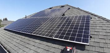 8.06KW Hanwha Solar PV Panel system- Lad