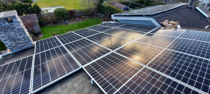 10.4KW Hanwha Solar Panels, Enphase Micr