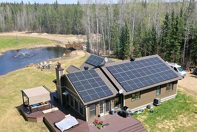 Grid-Tied Solar Panels Vancouver- V.S.E.