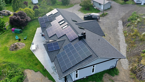 16.55KW Solar Panel & 3x Tesla Powerwall