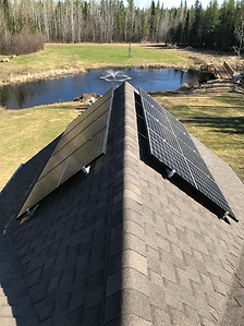8x East_West Dormer Canadian Solar Panel