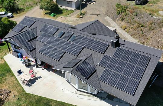 16.55KW Solar Panel 3x Tesla Powerwall S