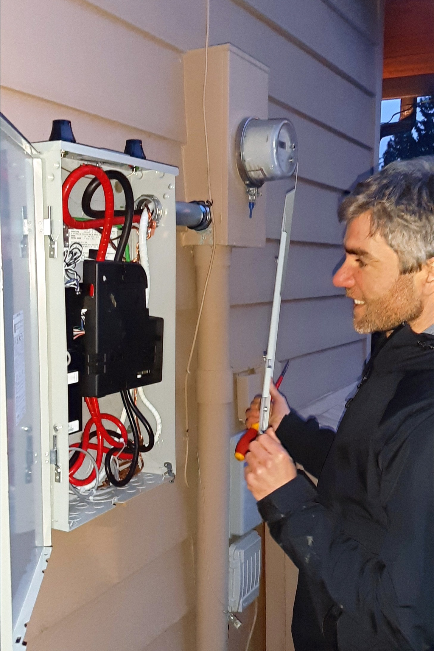 Nick Spampinato FSR Type-B Electrician-