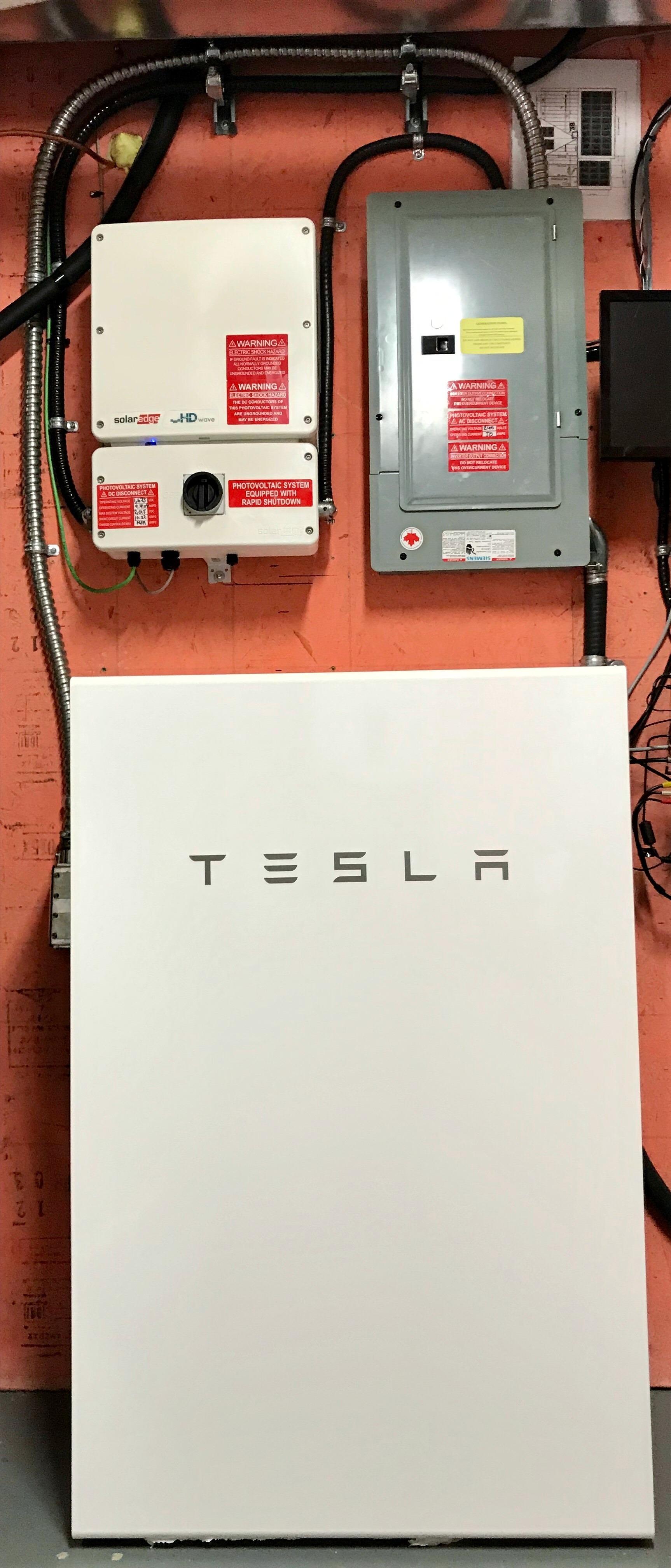 3x Tesla Powerwalls-Slave Lake, Alberta,