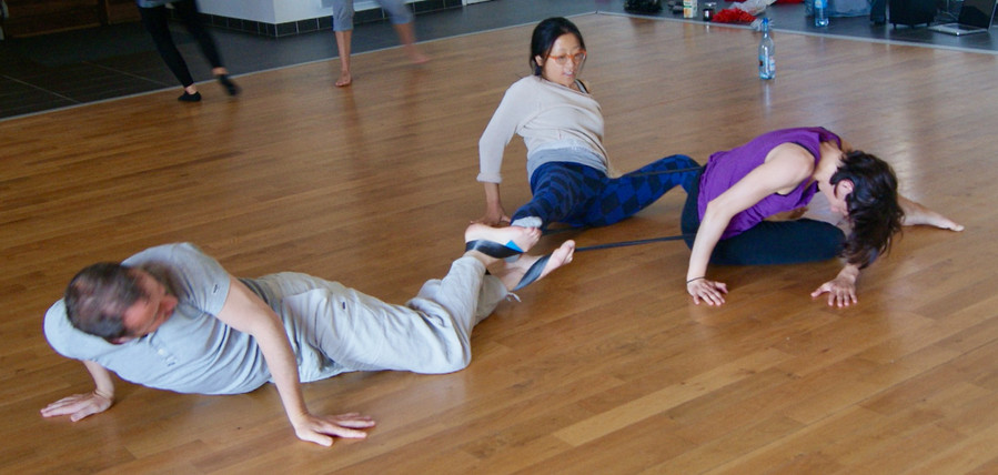 Lab 18h 15 | LIV CHANG - peinture et danse